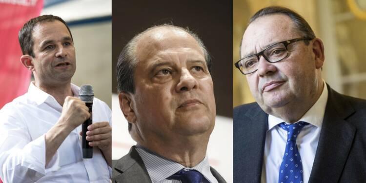 Législatives : Cambadélis, Hamon, Guigou et Mennucci éliminés dès le 1er tour