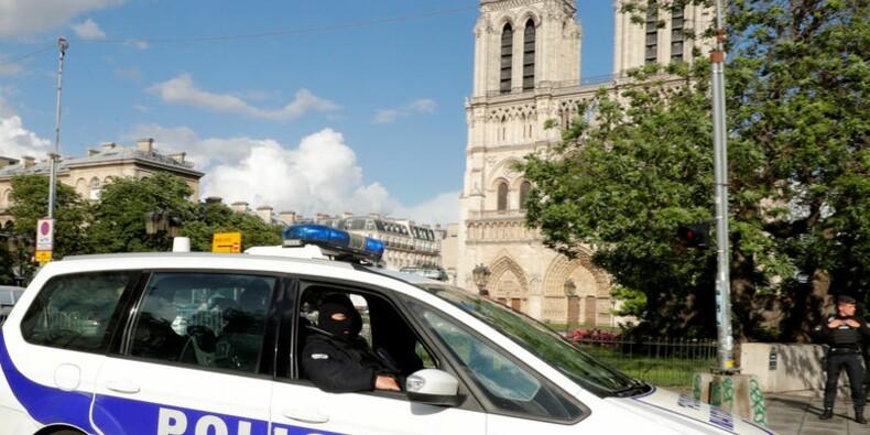 L'attaque de Notre-Dame commis par néophyte radicalisé récemment