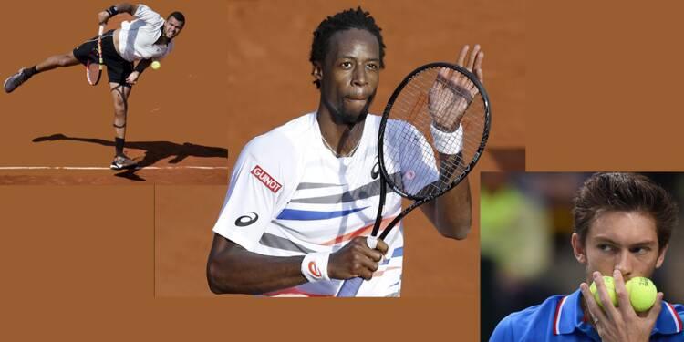 Quels joueurs de tennis français ont empoché le plus de gains en 2016 ?