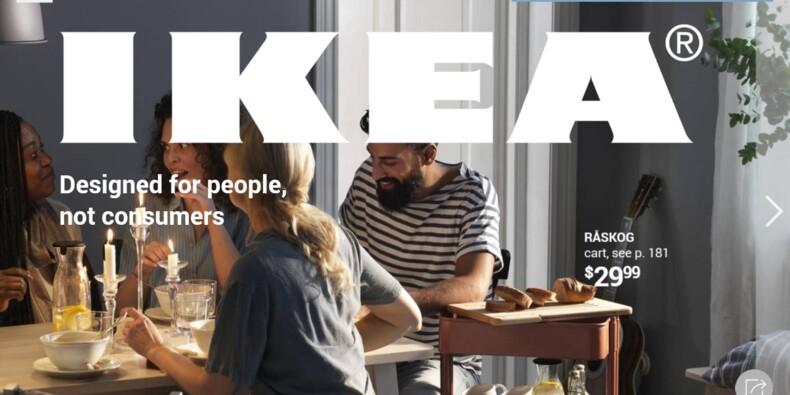 Comment sont inventés les noms des produits Ikea
