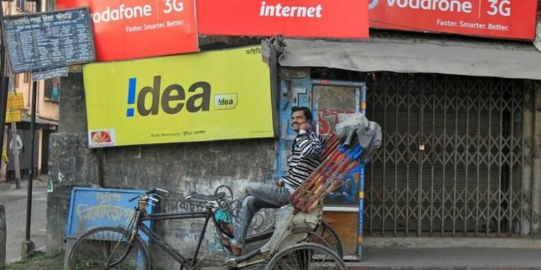 Vodafone et Idea fusionnent leurs activités en Inde