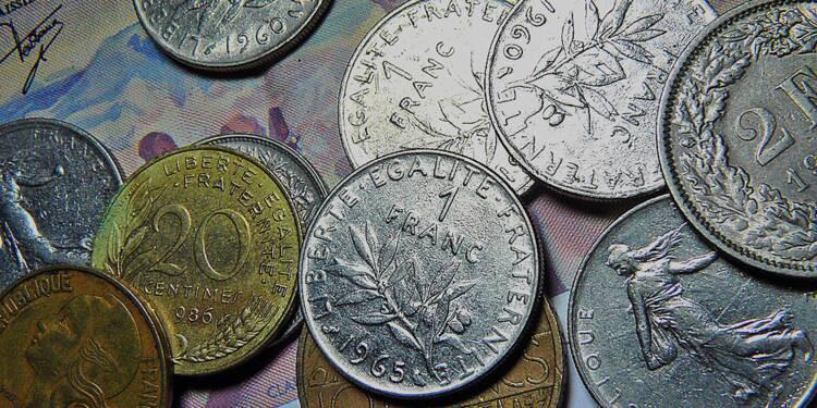 Les Français ont encore pour 2 milliards d'euros en francs