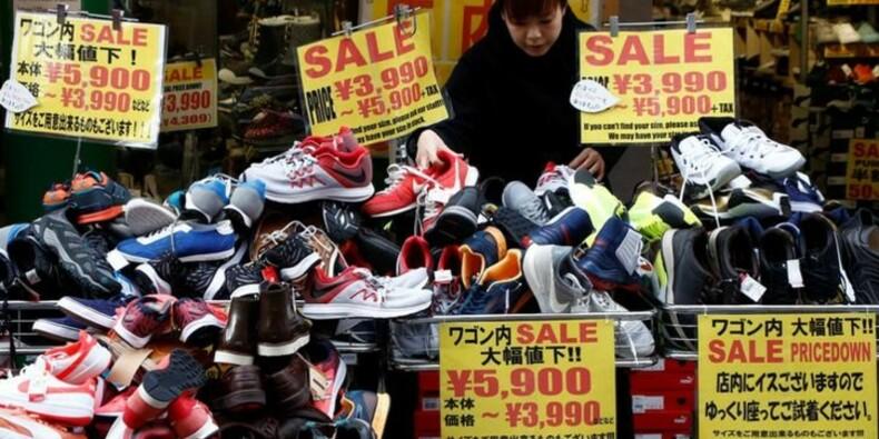 Les ventes au détail au Japon inférieures aux attentes en février