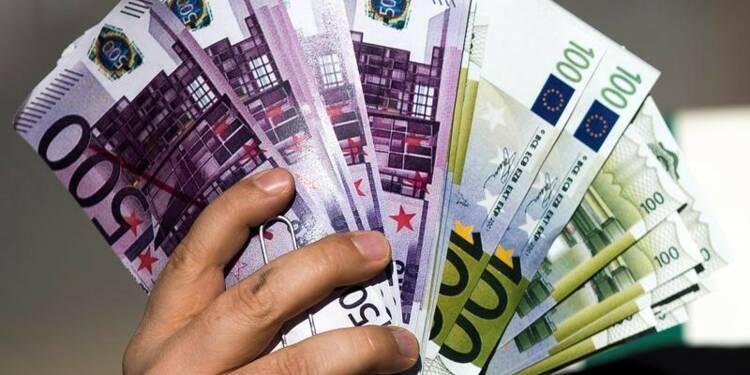 Evasion fiscale en Europe: 6 millions d'euros saisis, une arrestation