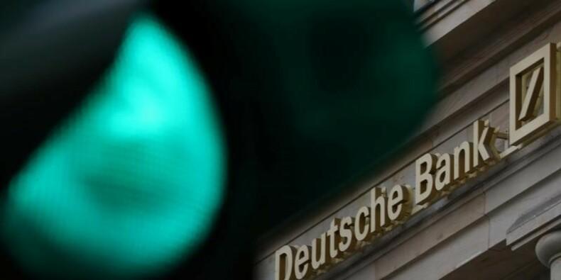 Deutsche Bank voit des revenus 2017 stables