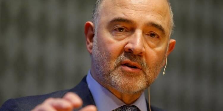 Moscovici ne veut pas ralentir la lutte contre la fraude fiscale