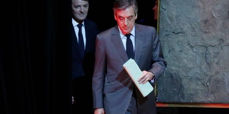 Etude COE-Rexecode: Fillon le meilleur pour l'économie, devant Macron