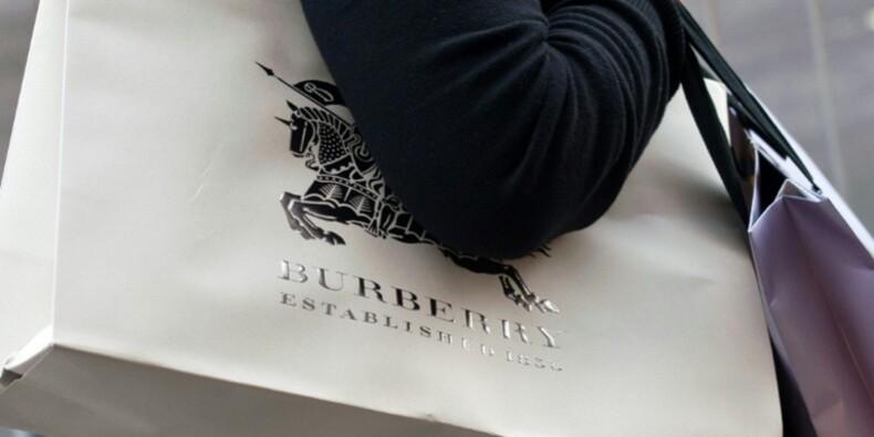 Burberry vend la licence de ses parfums à Coty