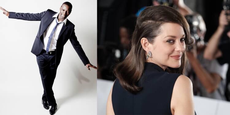 Marion Cotillard, Omar Sy, Franck Dubosc... le palmarès des acteurs les mieux payés