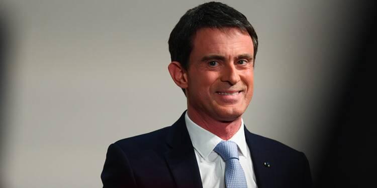 Valls veut se poser en incontournable de la majorité Macron