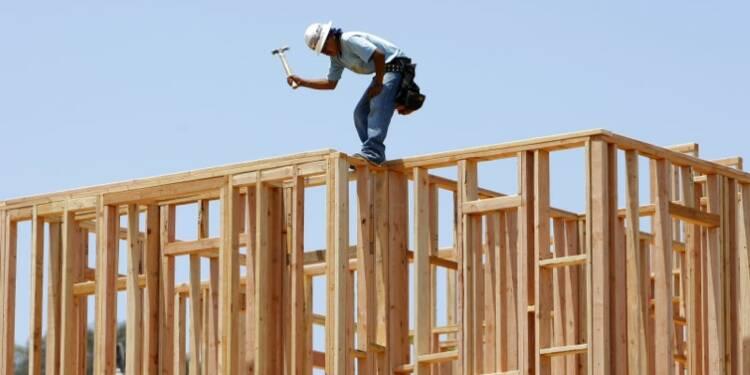 Rebond modéré des dépenses de construction aux Etats-Unis en février