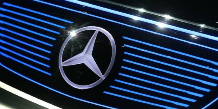 Daimler: Départs volontaires pour le personnel des poids lourds
