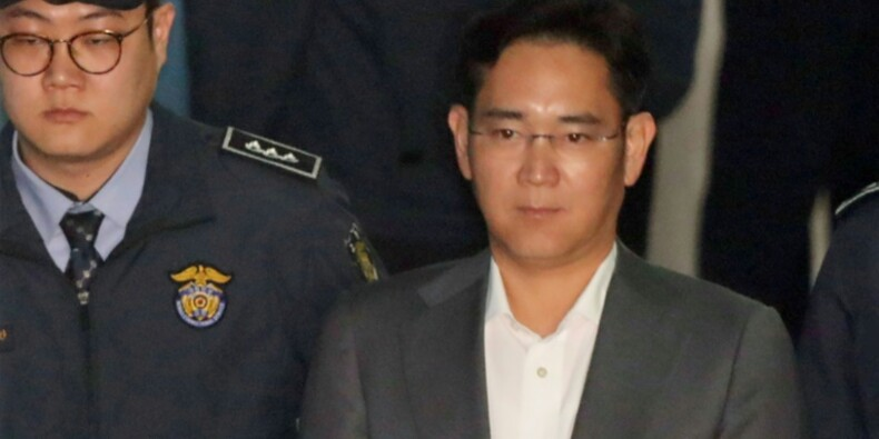 Samsung: le parquet sud-coréen fustige l'héritier au début du procès