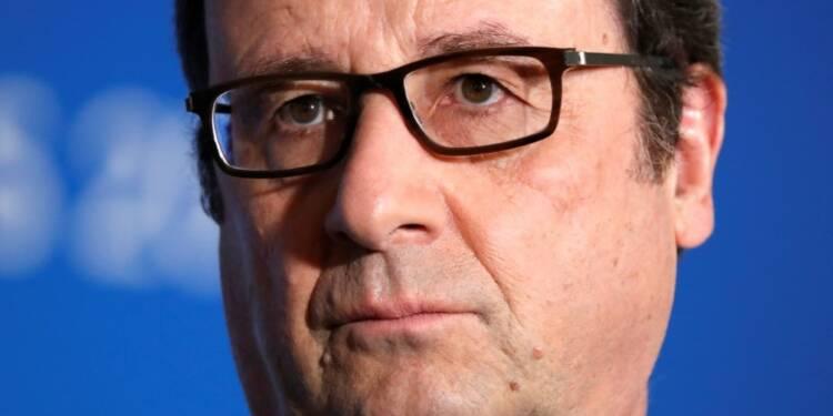Hollande pointe la responsabilité morale des alliés d'Assad