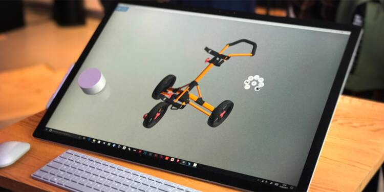 Microsoft Surface Studio : un PC tactile prometteur pour les créatifs