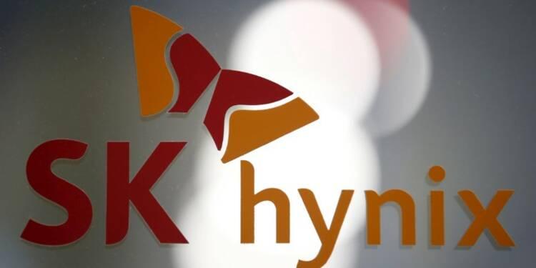 SK Hynix soumettrait une offre sur les puces de Toshiba