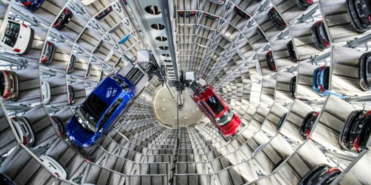Allemagne: rebond des immatriculations de voitures neuves en mars