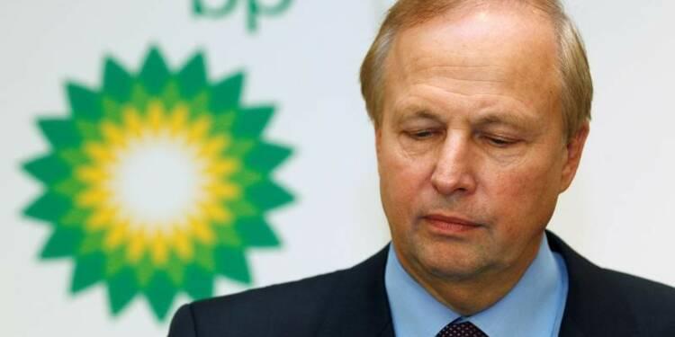 COR-Paie réduite de 40% pour le patron de BP en 2016