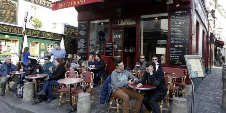 France: La croissance dans les services continue d'accélérer