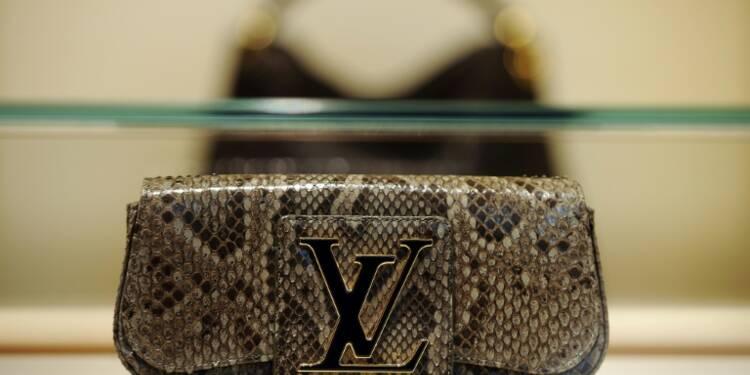 LVMH: les ventes frôlent les 10 milliards d'euros au 1er trimestre