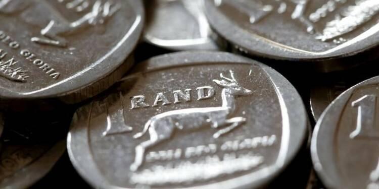 Agitation sur les marchés financiers sud-africains