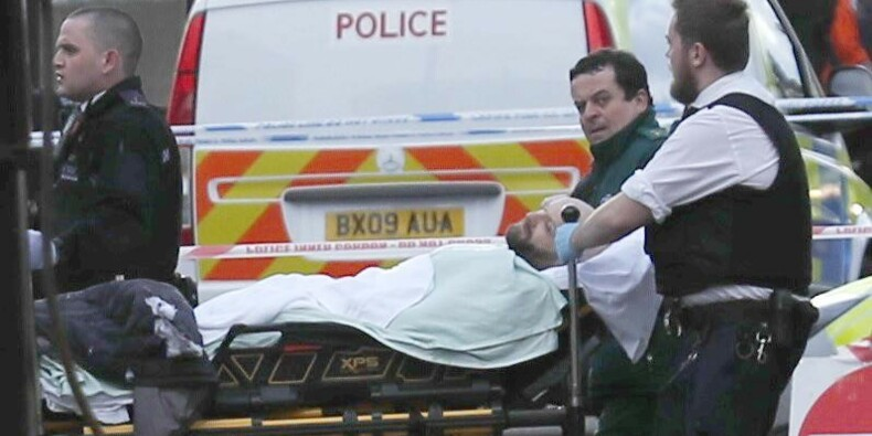 Attaque au Parlement de Londres, cinq morts, de nombreux blessés