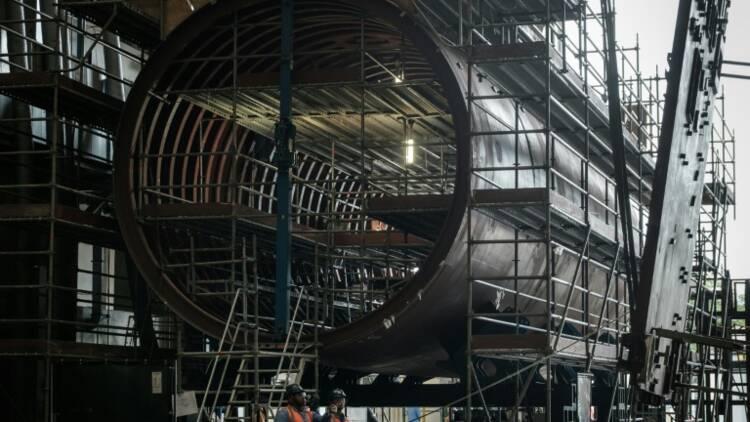 Brésil: touchés mais pas coulés, les sous-marins toujours à flot