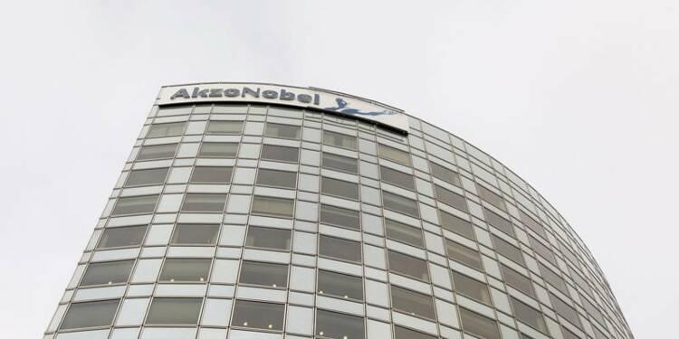 Akzo Nobel veut calmer ses actionnaires après le refus à PPG