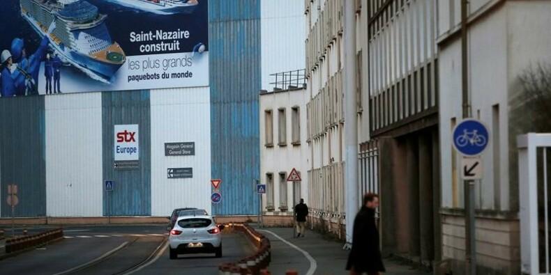 L'Etat présente un projet d'accord avec Fincantieri au sujet de STX France