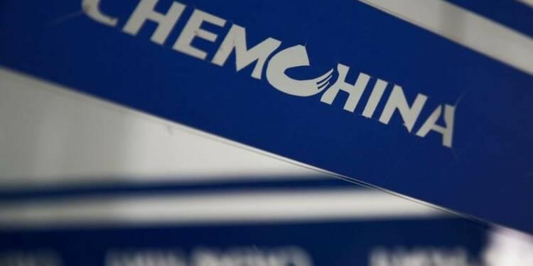 Feu vert conditionnel de la CE à la fusion ChemChina-Syngenta