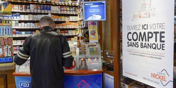 Racheté par BNP Paribas, Compte Nickel veut recruter 4 fois plus de clients