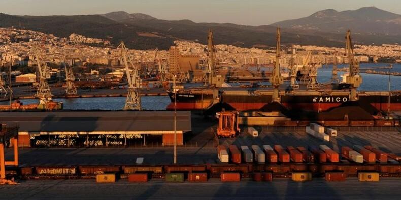 Quatre prétendants étrangers pour le port de Thessalonique