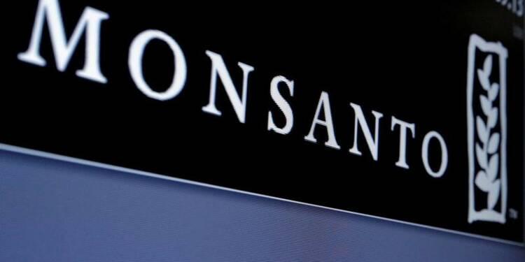 Le bénéfice de Monsanto a dépassé le consensus au 2e trimestre
