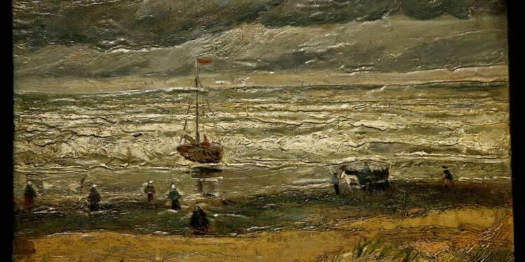 Deux tableaux de Van Gogh exposés, quinze ans après leur vol