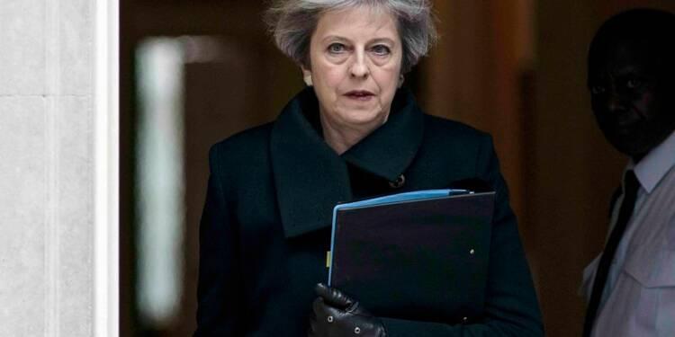 L'assaillant, né en Grande-Bretagne, était connu du MI5, confirme May