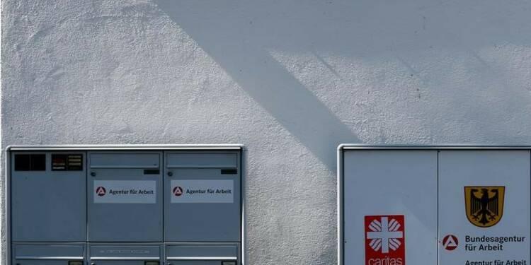 Le nombre de chômeurs en Allemagne recule plus que prévu