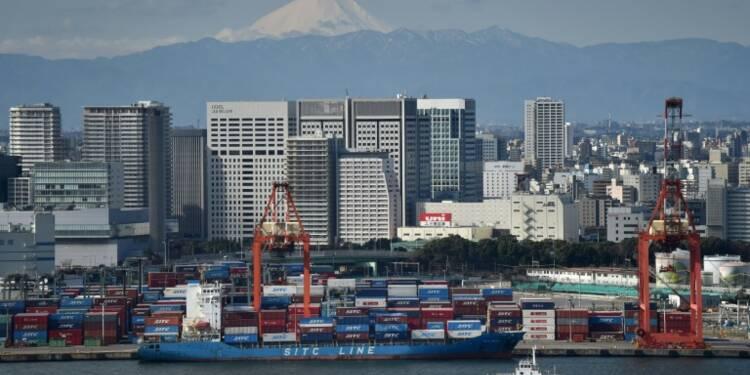 Japon: la confiance des grandes industries se renforce encore