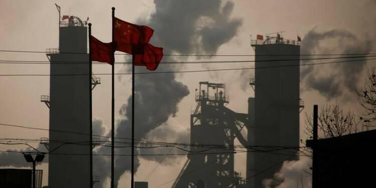 L'activité manufacturière en Chine plus dynamique que prévu en mars