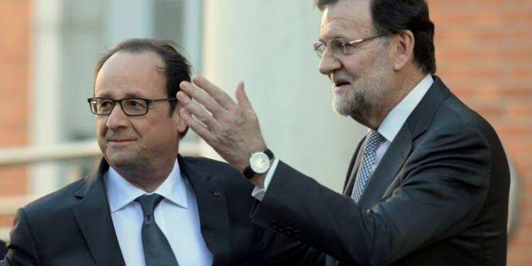 """A Madrid les pays du sud de l'UE affichent leur """"unité"""" post-Brexit"""
