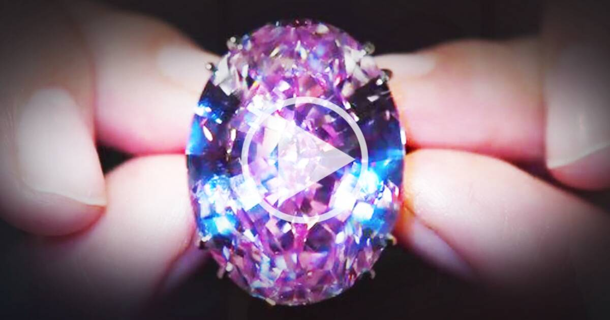 bague diamant la plus cher du monde