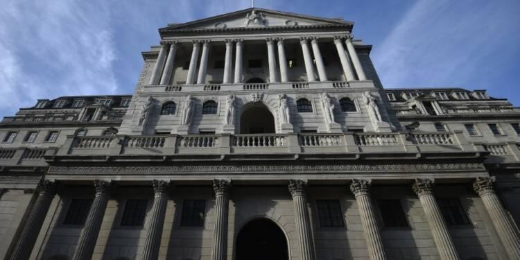 En Grande-Bretagne, l'inflation atteint 2,3% en février, au-dessus de l'objectif de la BoE