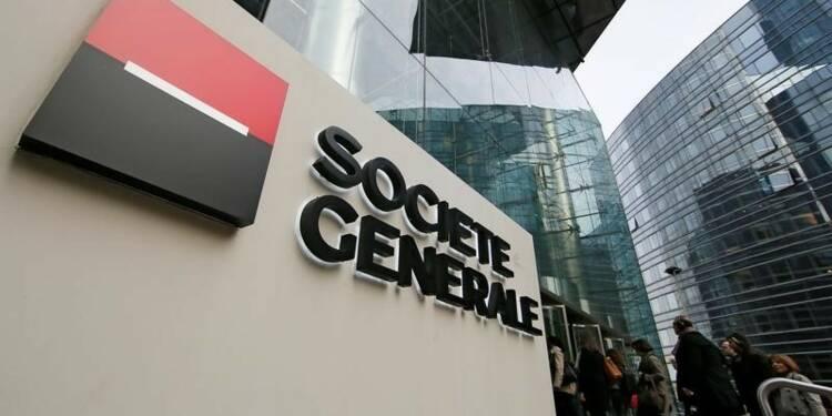Socgen injecte 250 millions d'euros de plus pour moderniser son réseau