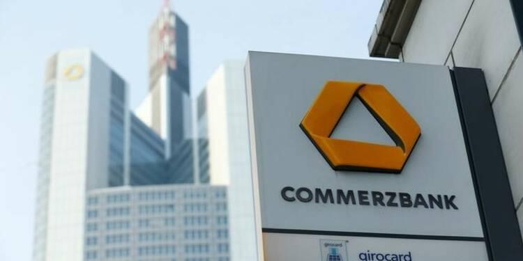 Commerzbank s'attend à un bénéfice stable en 2017