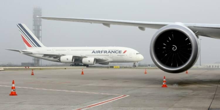Air France-KLM: hausse de 5% du nombre de passagers en mars