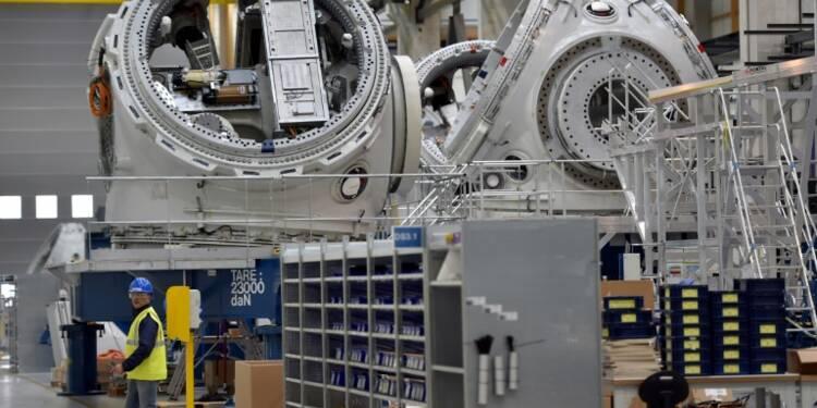 France: l'industrie mécanique dépasse son niveau d'avant crise