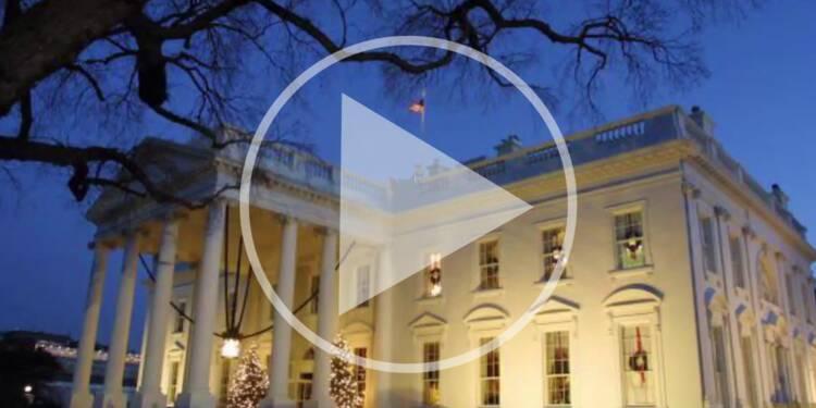 Combien vous coûterait la location de la Maison Blanche ?