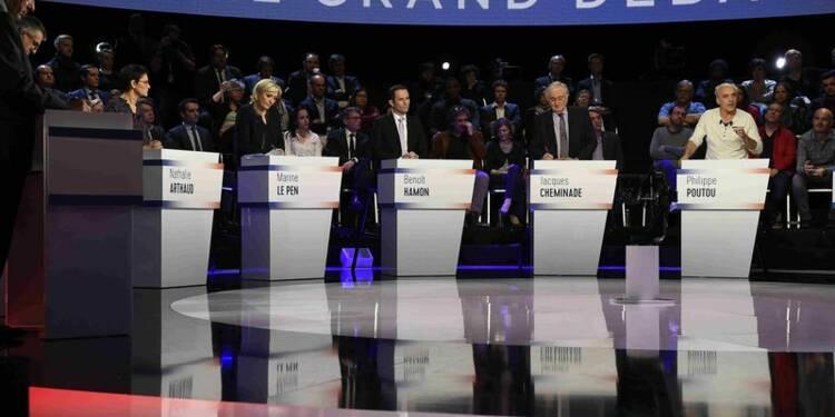 Fillon et Le Pen attaqués sur les affaires, se disent persécutés