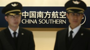 American Airlines prend 2,68% de China Southern