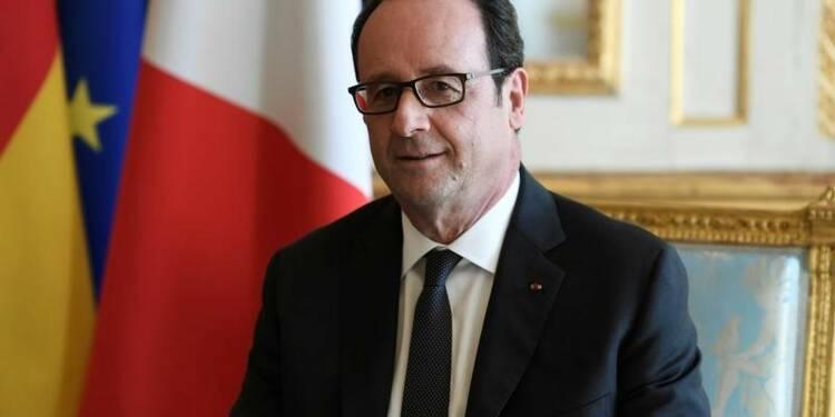 Nul besoin d'infliger de l'austérité à la France, dit Hollande