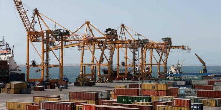 Le trafic de conteneurs profite de la croissance des échanges